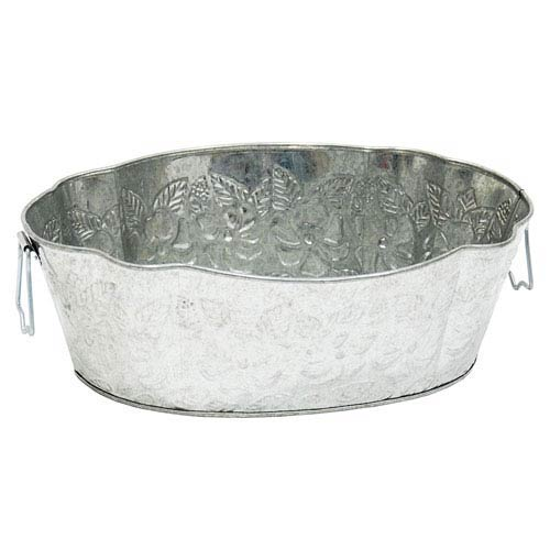 ACHLA Designs Embossed Tub