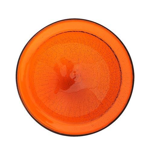 Crackel Bowl - Mandarin