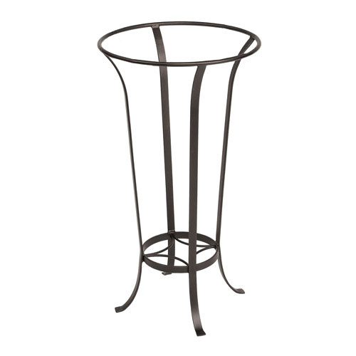 Wrought Iron Tulip Stand