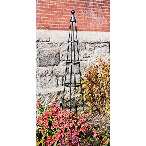 Wrought Iron Obelisk I