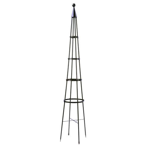 Wrought Iron Obelisk II
