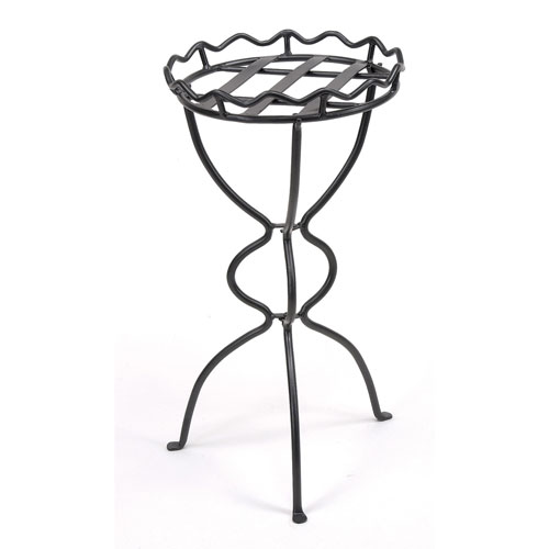 Achla Designs Virginia Wrought Iron Plant Stand