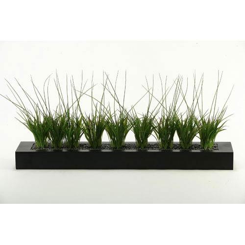 D & W Silks Onion Grass in Tray