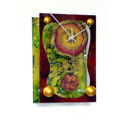 Mini March Wall Clock