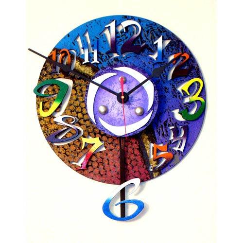 David Scherer Studios Swing Wall Clock
