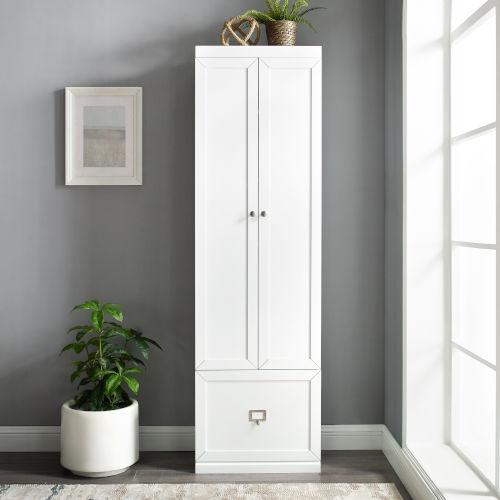 Harper White Convertible Pantry Closet