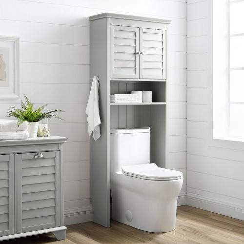 Lydia Gray Space Saver Free-Standing