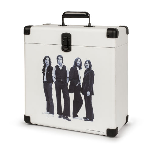 Beatles 14-Inch Record Carrier Case