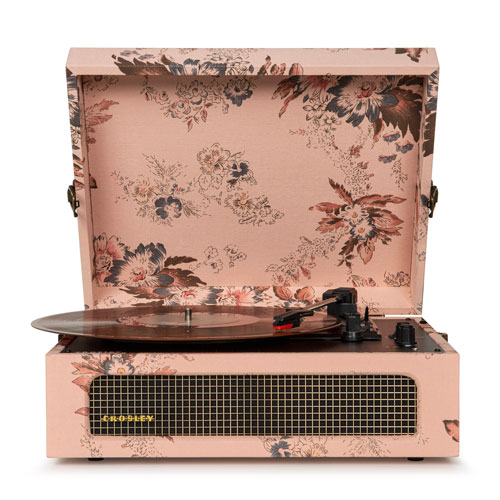 Floral Voyager Turntable
