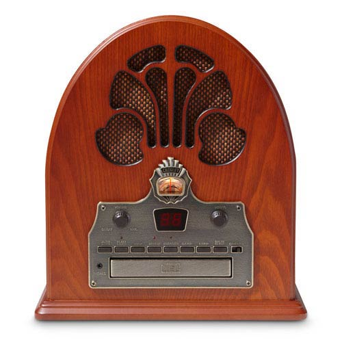Cathedral Radio CD Player