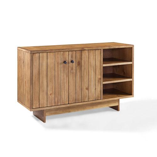 Crosley Furniture Roots Natural Sideboard