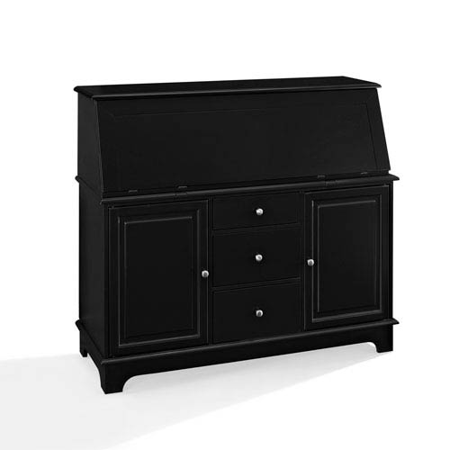 Sullivan Black Secretary Desk