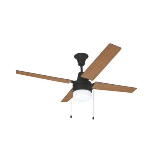 Connery 48-Inch Ceiling Fan With LED Light Kit