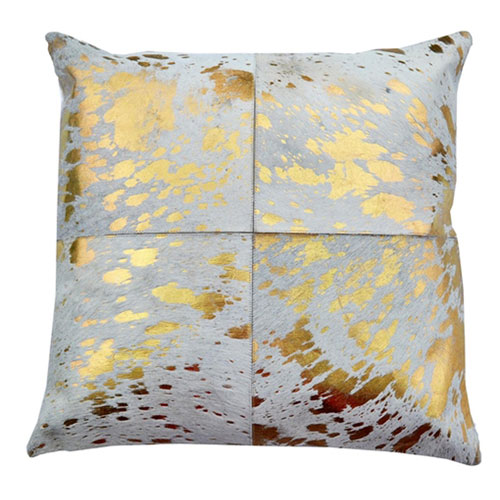 Canaan Gold 20 In. Decorative Pillow