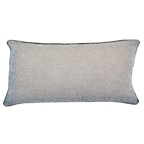Sintra Wheat 14 x 31 In. Decorative Pillow