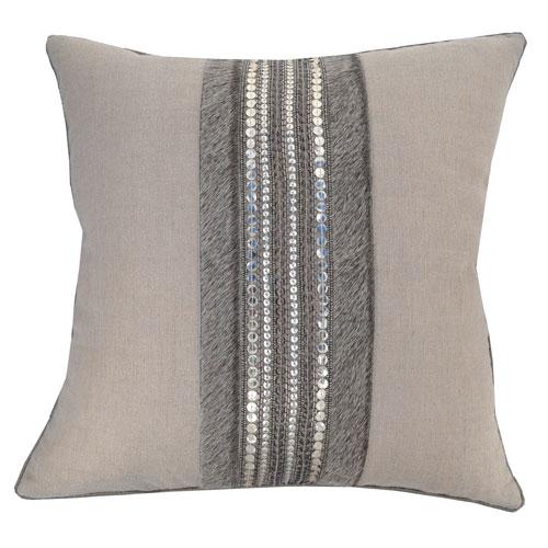 Cloud9 Design Mesa Wheat 20 In. Decorative Pillow