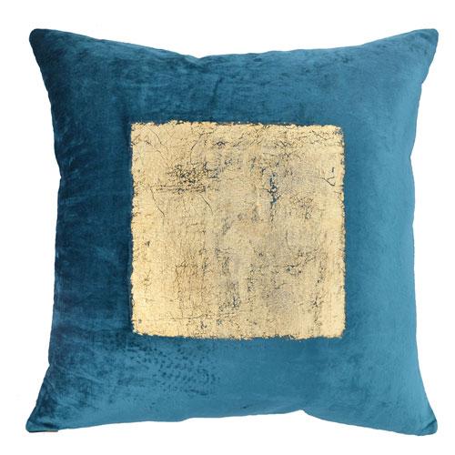 Cloud9 Design Adana Teal 20 In. Decorative Pillow