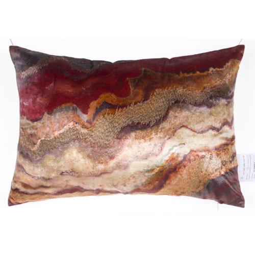 Aranga Multicolor 14 x 20 In. Decorative Pillow
