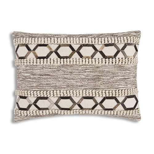 Bailey Multi Wool Decorative Pillow