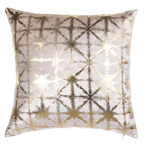 Cloud9 Design Kora Ivory 22 In. Decorative Pillow