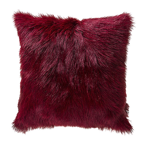 Cloud9 Design Lhasa Red 20 In. Decorative Pillow