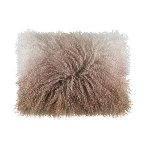 Cloud9 Design Luna Ivory 14 x 20 In. Decorative Pillow
