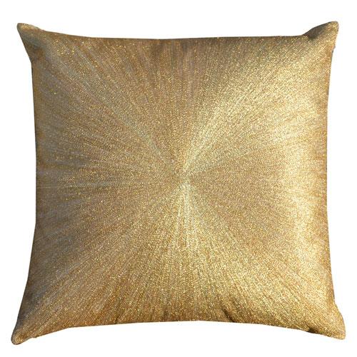 Nimbus Gold 20 In. Decorative Pillow