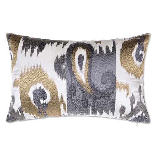 Tirana Ivory 14 x 20 In. Decorative Pillow