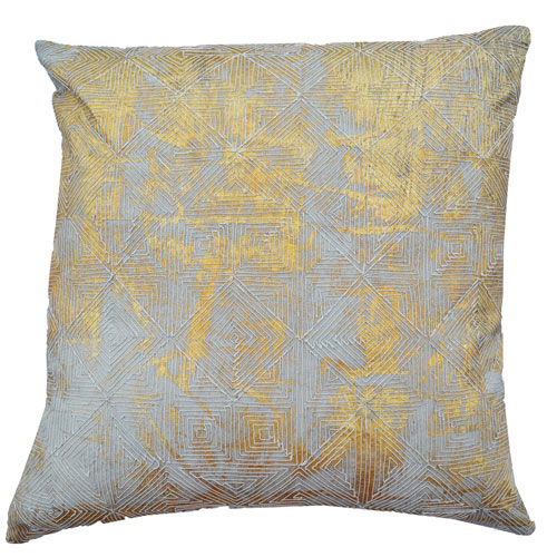 Verona Gold 20 In. Decorative Pillow