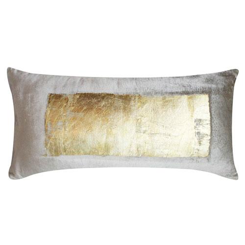 Verona Beige 14 x 31 In. Decorative Pillow