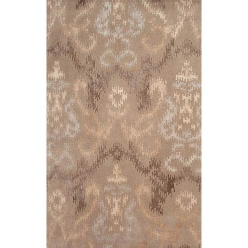 Kara Brown Rectangular: 10 Ft. x 13 Ft.  Area Rug