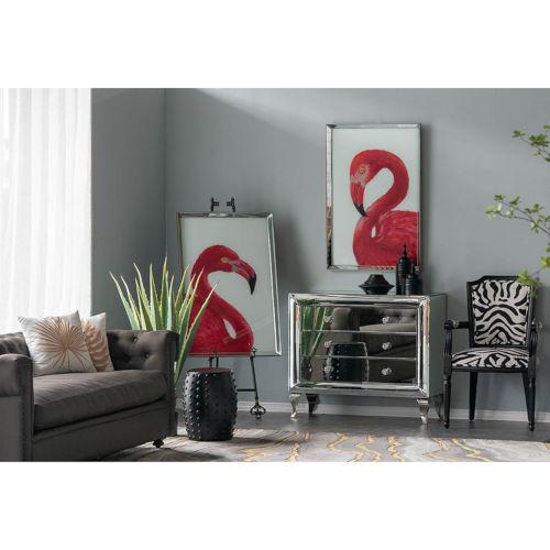 Flamingo Wall Art ,Set of 2