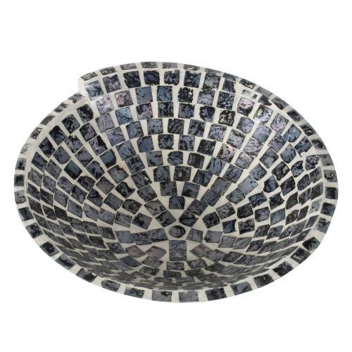 Pearl Black Decorative Bowl