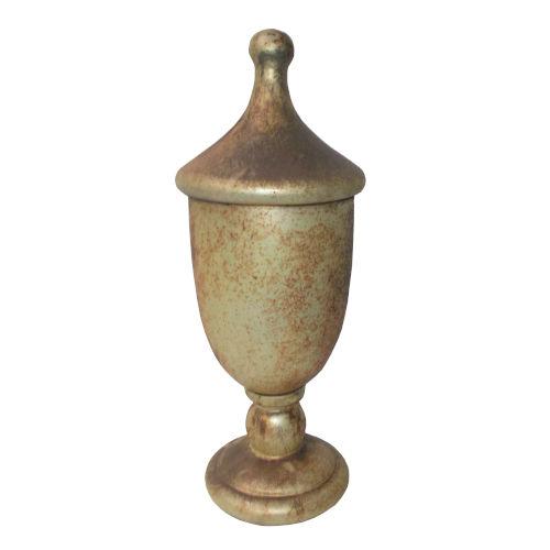 Gold Foil Lidded Trophy