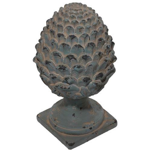 Gray Artichoke Statue