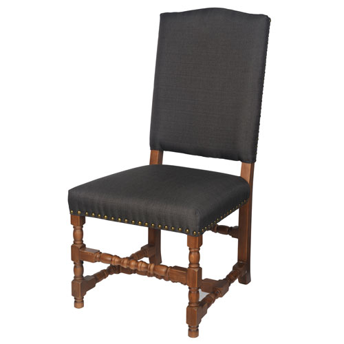 Alba Dark Gray Chair