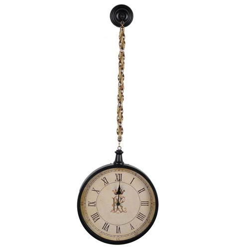 Lavonia Wall Clock Fob