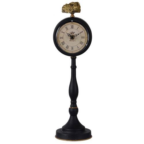 Medium Lavonia Pedestal Table Clock