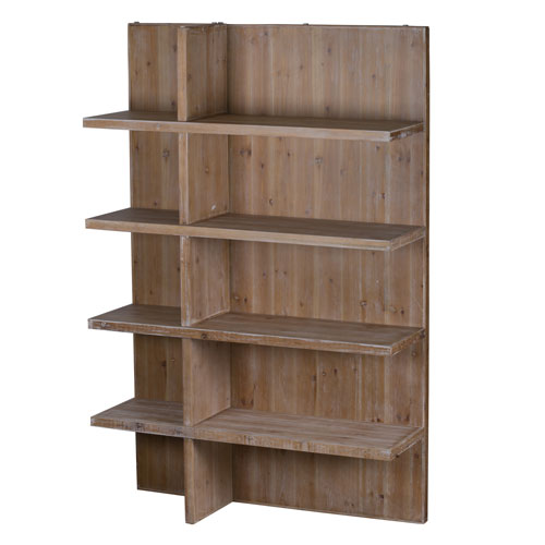 A & B Home Amell Tabletop Shelves