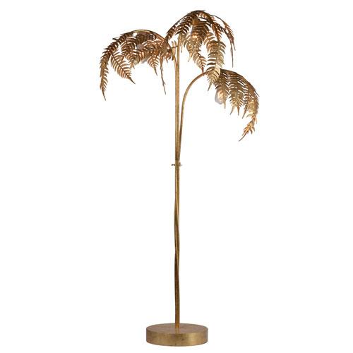 Destin Palm Floor Lamp