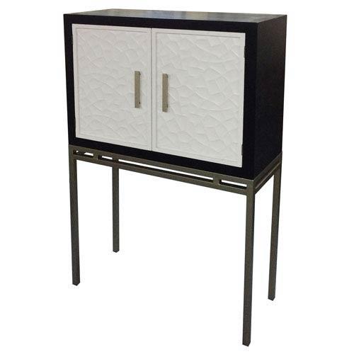 A & B Home Studio Bar Cabinet
