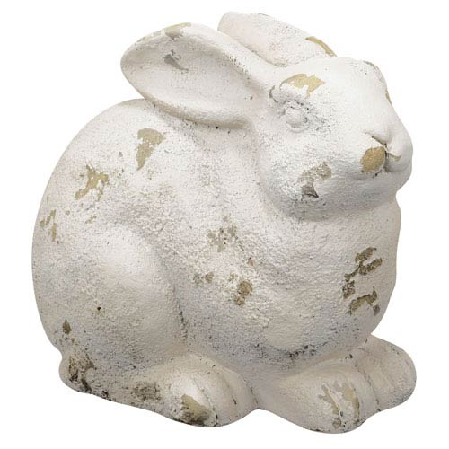 Florence de Dampierre by AB Home Antique White Rabbit