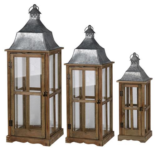 Scape Lanterns Trio