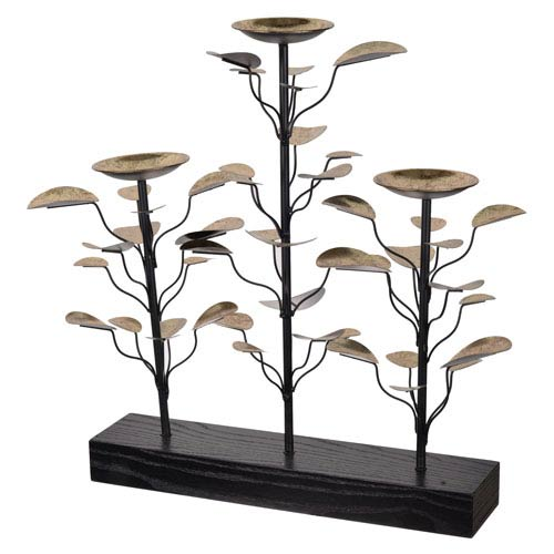 Ryder Three-Tier Candle Holder