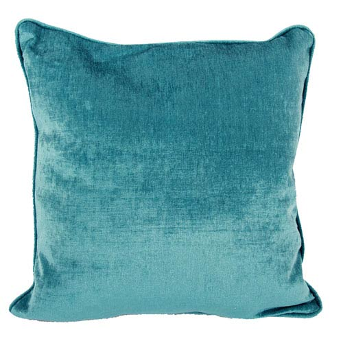 Blue 20-Inch Decorative Pillow
