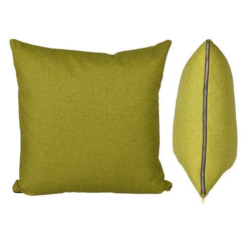 Green Verrado Pillow