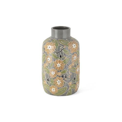 Molaii Multicolor Small Terracotta Vase