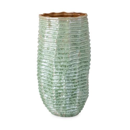 Garcia Green Large Oversized Vase