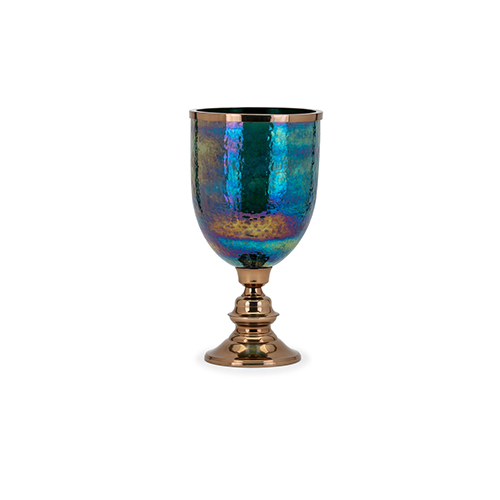 Imax Astra Blue Floor Vase 10279 Bellacor