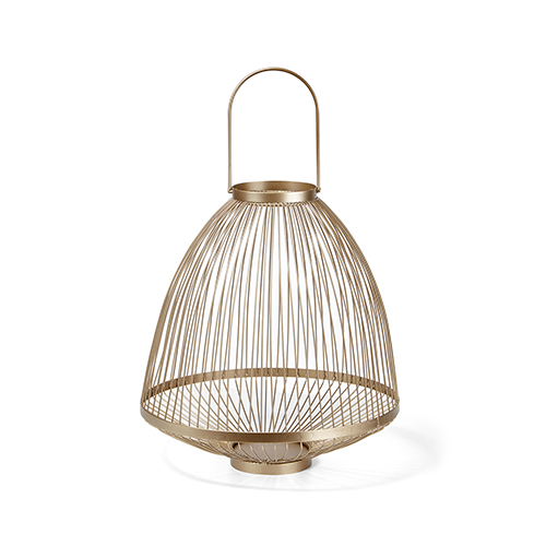 Sofia Gold Small Lantern